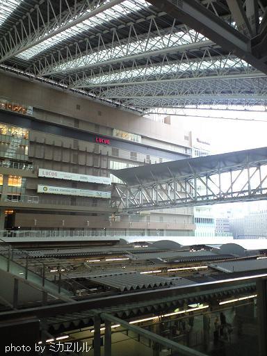 おのぼりさん大阪駅画像 084