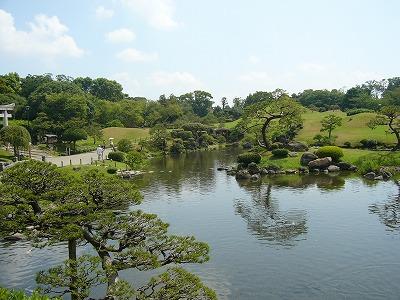 水前寺公園