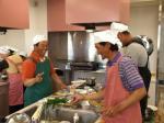 建設国保男の料理教室9