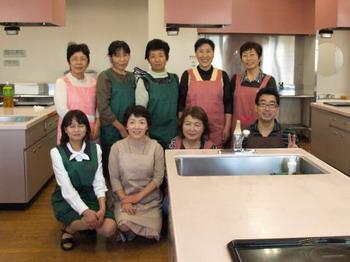建設国保男の料理教室22