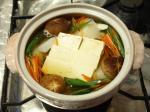 白身魚と青葱のとろろ鍋12