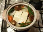 白身魚と青葱のとろろ鍋11