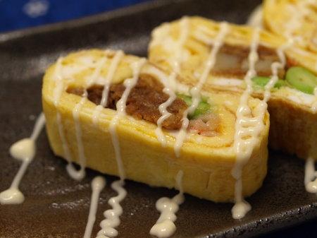 コロッケ、餃子玉子焼き19
