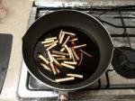 マグロカマ煮付け6