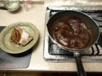 マグロカマ煮付け13