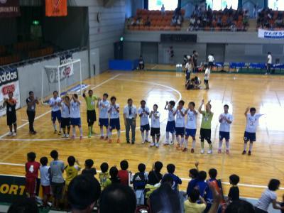 2011 Fリーグ4