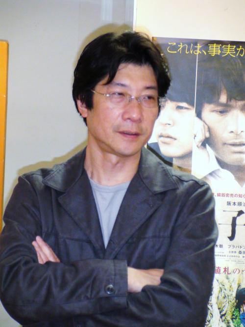 2008年 映画祭にゲスト出演