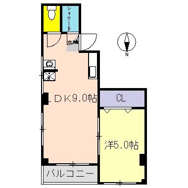 石川ビル北側1-3