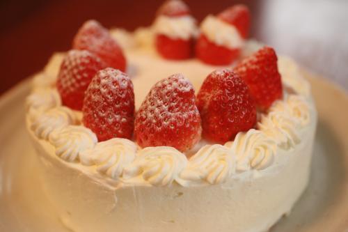 7歳誕生日ケーキ1