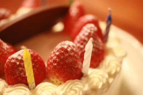 7歳誕生日ケーキ2
