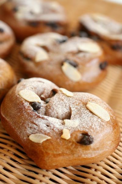valentain bread