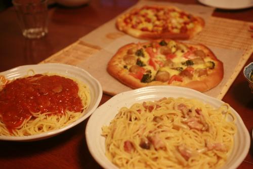 Pizza&パスタ4