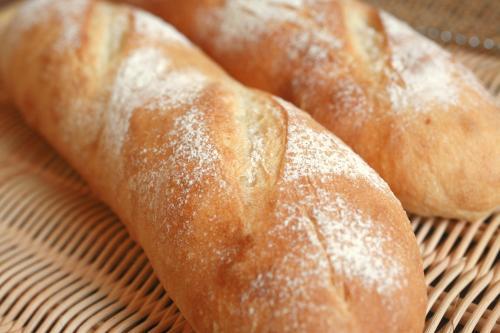 フランスパンいっぱい1