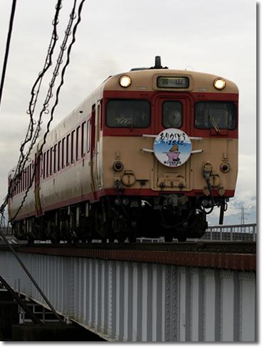 高山本線キハ58・28-06