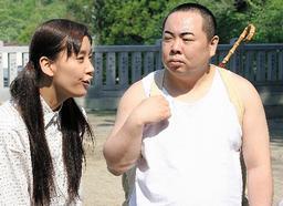 注目の2代目「裸の大将」を演じるのは、アカデミー賞新人賞を受賞した塚地武雅(ドランクドラゴン)。塚地武雅