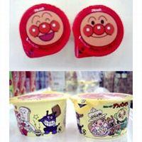 ケーキセットアンパンマン・チョコムース×4アンパンマン・チーズケーキ×4