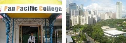 PPC語学院、学校周辺