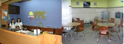 PPC語学院内