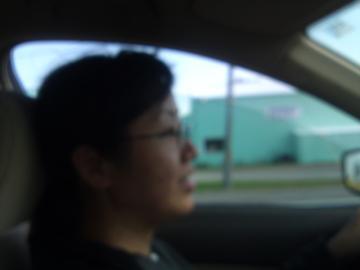 006りさんの運転