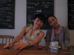 yuria chan & miki san