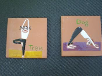 yoga tyles