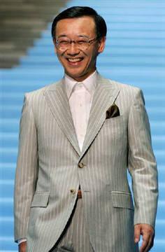 自民党新総裁・谷垣禎一氏