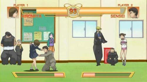 (#アニメ) みなみけ 第04話 「恋もよう」.avi_000775775_s