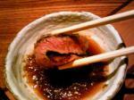 「みぞれ酢ソース」ふたり静(霧島)