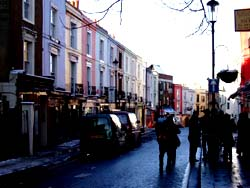portobello Road south