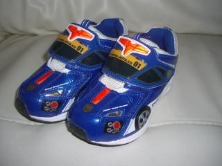 蒼ちゃんの靴
