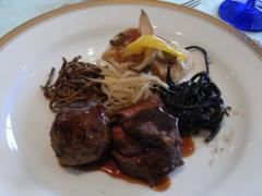 魚料理&肉料理