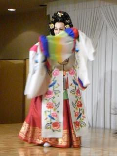 金順子 韓国伝統舞 太平舞