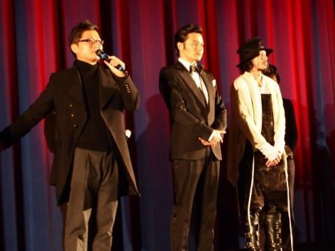 第62回ベルリン国際映画祭 カン・ジェギュ監督、チャン・ドンゴン、オダギリジョー