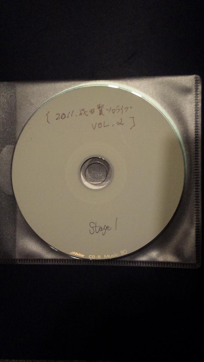 SOLO LIVE VOL.2_20110528