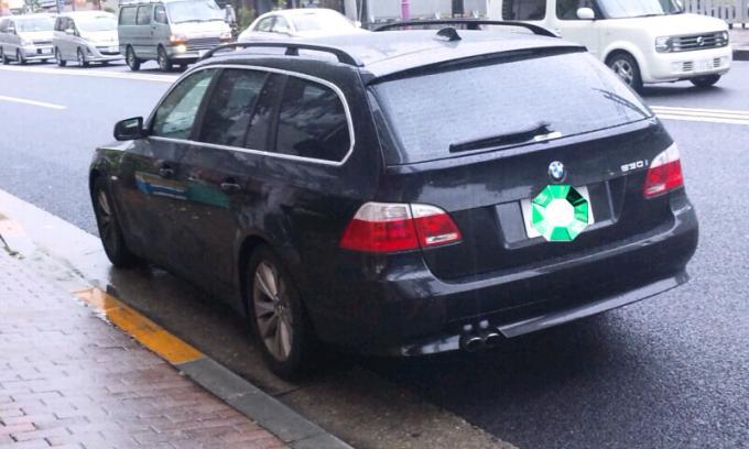 BMW 530i_20110528