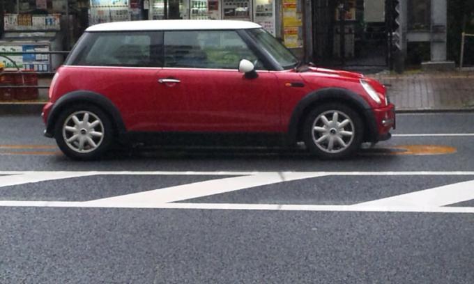BMW mini cooper_20110528