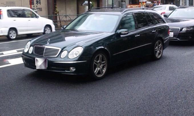 BENZ E 350_20110529