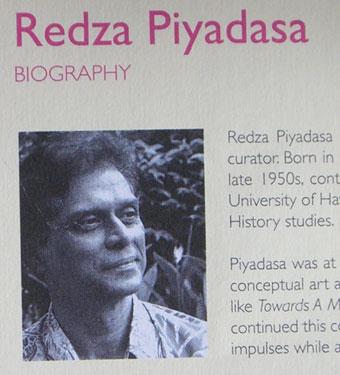 Redza Piyadasa