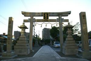 12.豊国神社