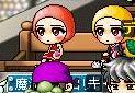 ヨリさんとキャラナさんです。