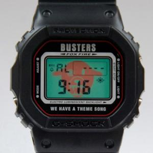 BUSTERS G-SHOCK