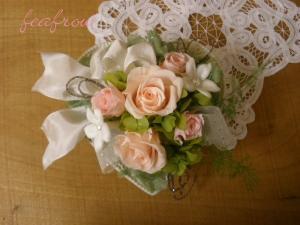 プリザーブドフラワー 結婚式