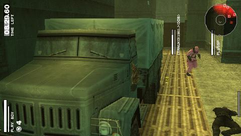 トラックから…?