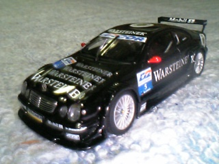 Mercedes CLK DTM2000