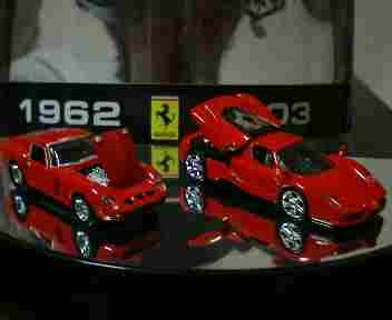 FERRARI 2CAR SET