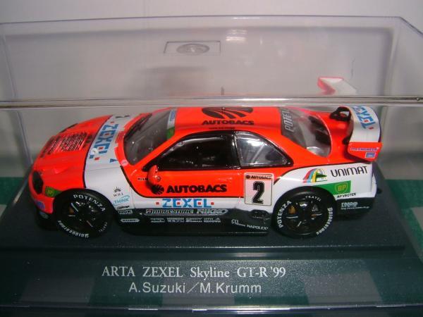 ARTA ZEXEL Skyline GT-R'99