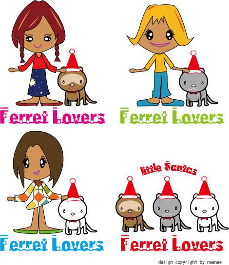 FerretLoversStickers2007.jpg