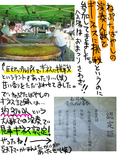絵日記2011年07月31日