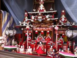 銀谷(かなや)のひな祭り