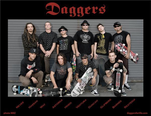 Daggers 4